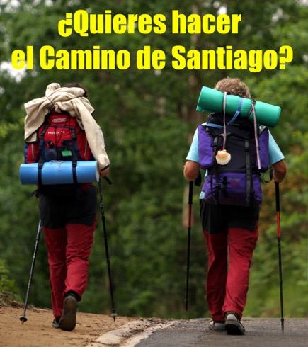 Etapas Camino de Santiago Organizado