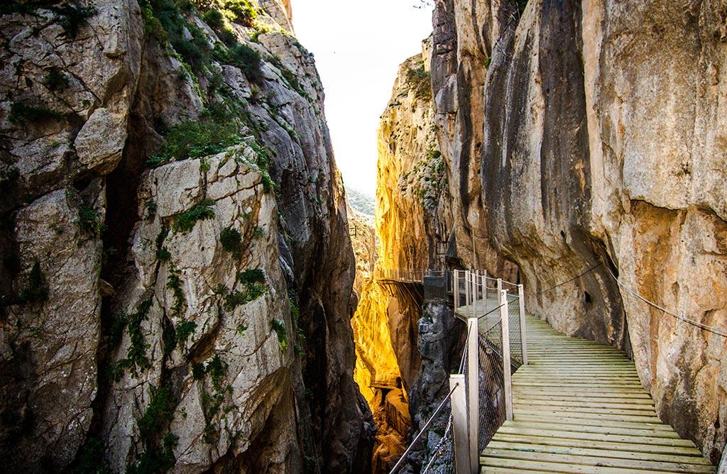 Entradas Caminito del Rey - Proyecto Ulises