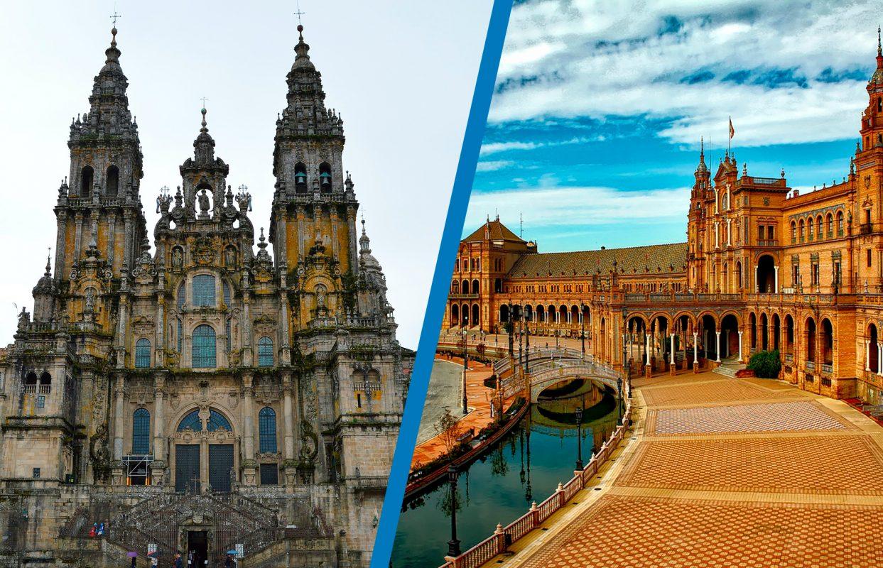 Camino de Santiago desde Sevilla - Proyecto Ulises